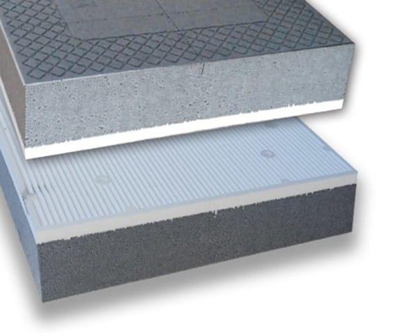 Thermal insulation panel ANIMANERA ETICS by S.T.S. POLISTIROLI