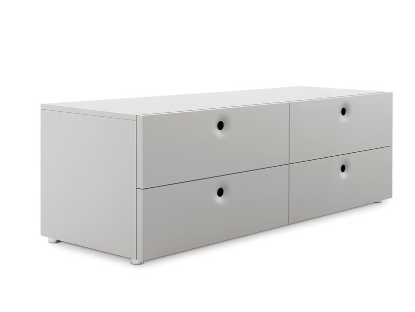 Sectional chest of drawers ANISH | Chest of drawers by Casamania & Horm