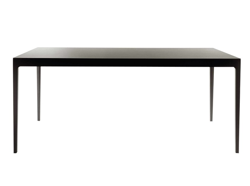Wooden dining table ANNA AT by Crassevig