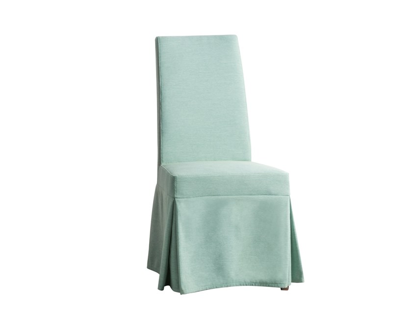 Upholstered fabric chair ANNA SE03 by New Life