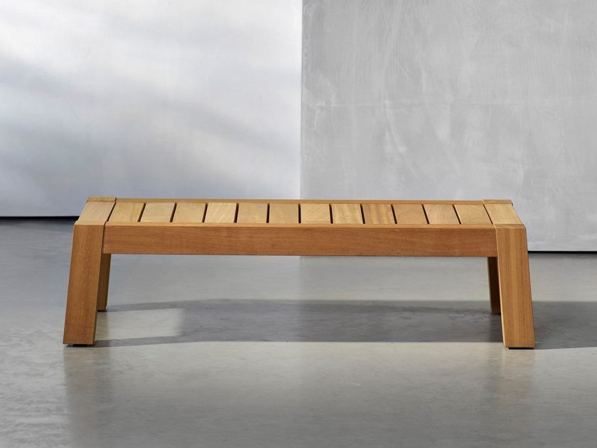 Rectangular coffee table ANNET by Piet Boon
