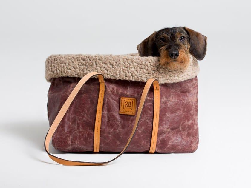 Cellulose fibre dog bag ANNIE by 2.8 duepuntoOtto