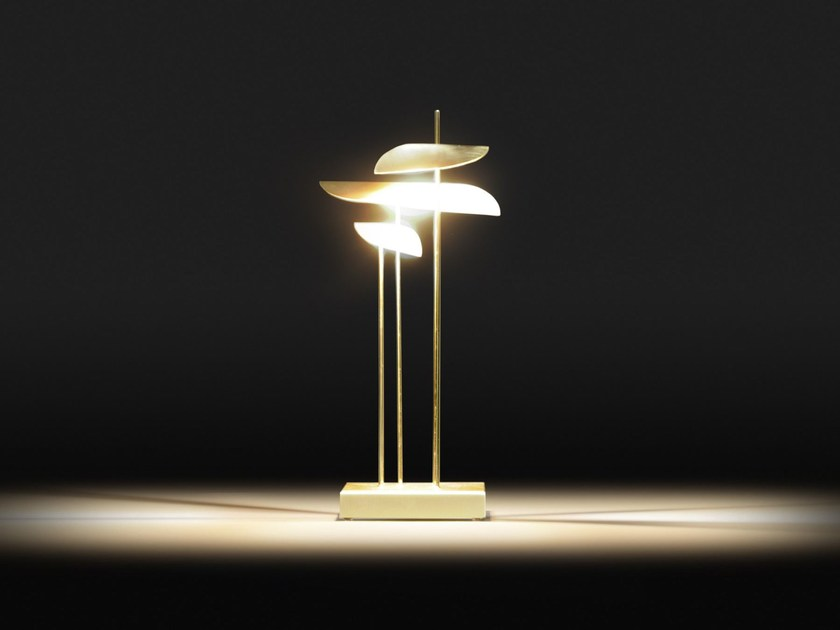 Desk lamp ANODINE MINI by Paolo Castelli