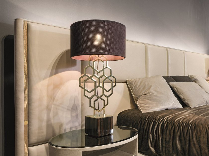 Direct light table lamp ANOUK | Table lamp by Longhi