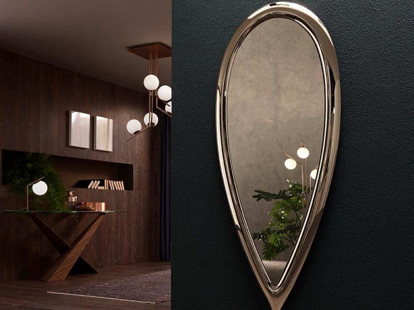Espelho moldurado de parede ANTARES by RIFLESSI