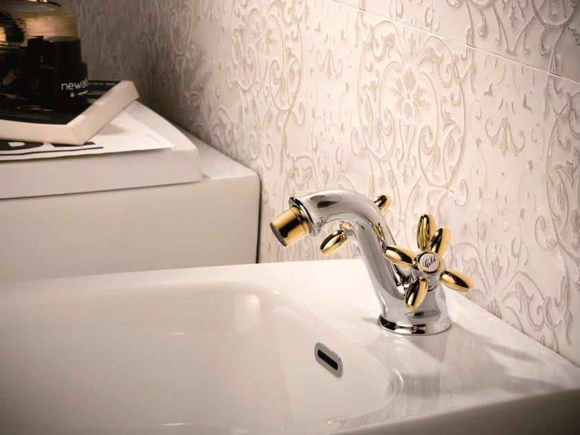 Countertop 1 hole bidet tap ANTEA | Bidet tap by newform