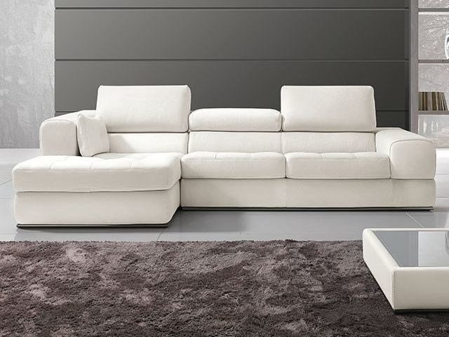 Sectional Sofa With Chaise Longue ANTEA | Sectional Sofa By Franco Ferri  Italia