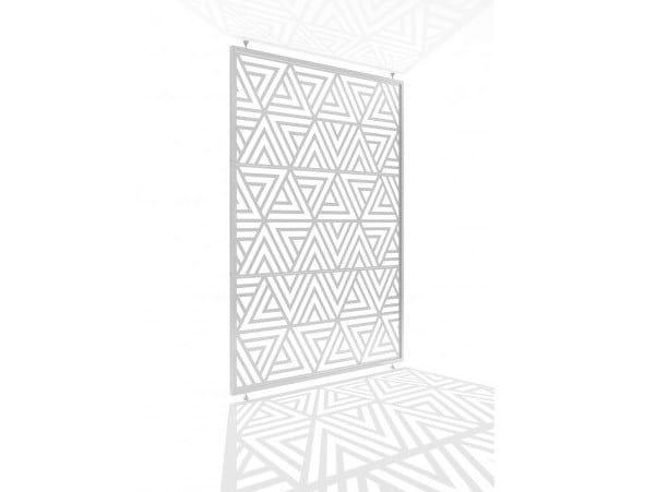 Divisorio in metallo ANTELA by TrackDesign