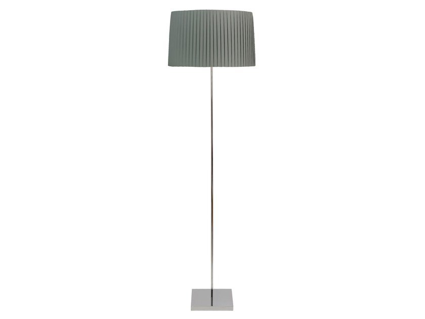 Fluorescent floor lamp ANTERO by Brossier Saderne