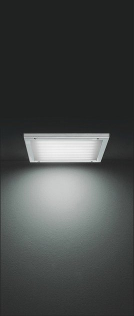 LED recessed ceiling lamp ANTHA F.2778 by Francesconi & C.