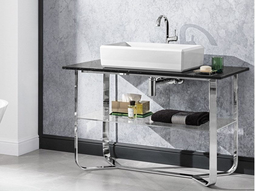 Countertop Titanceram Washbasin Antheus By Villeroy Boch