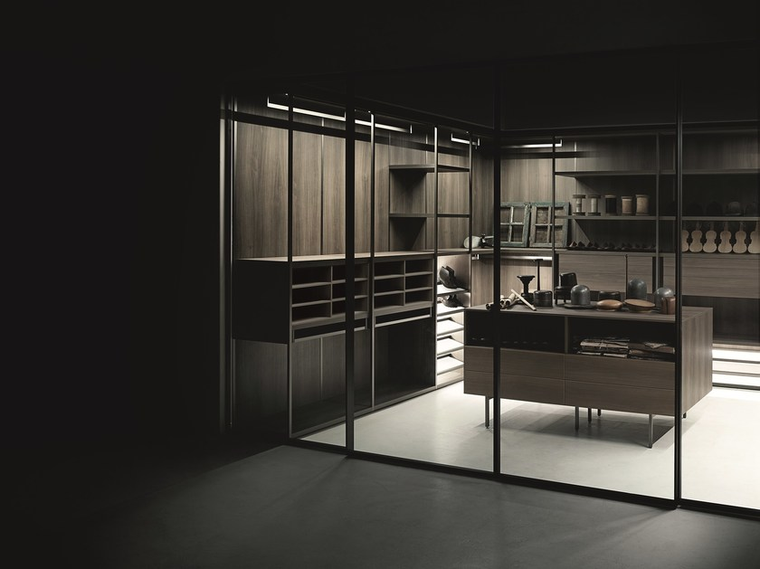 Antibes Walk In Wardrobe By Boffi Design Piero Lissoni