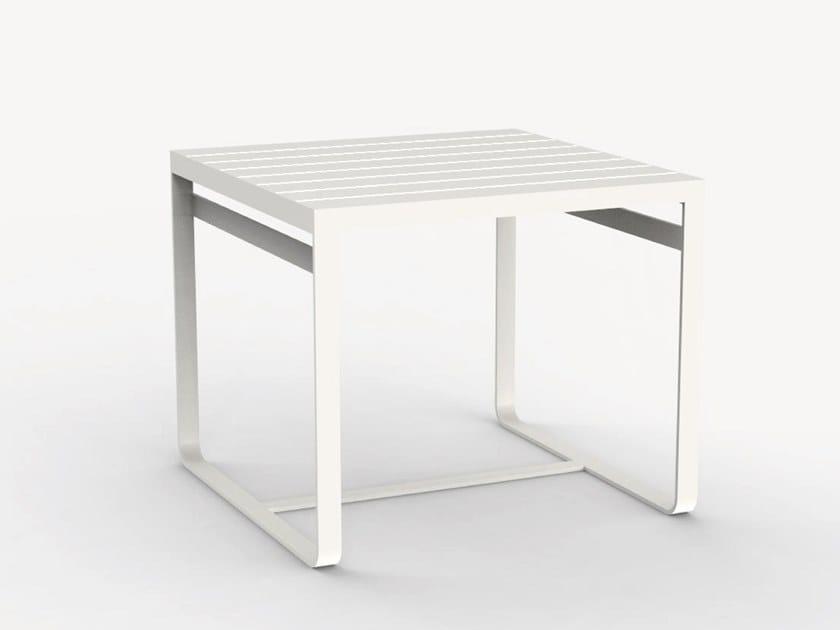 Aluminium garden table ANTILA by Ciela Mare