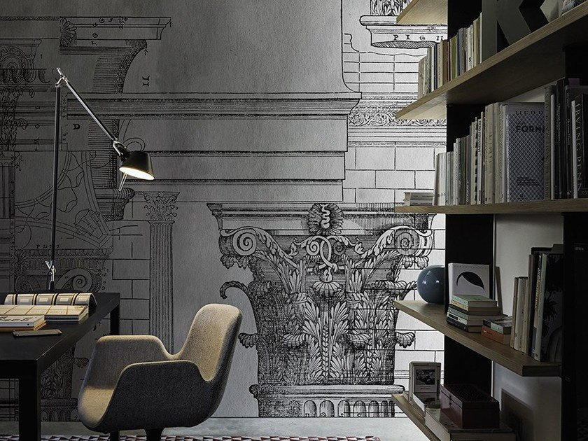 Wallpaper ANTIQUA Contemporary Wallpaper 2016 Collection By ...