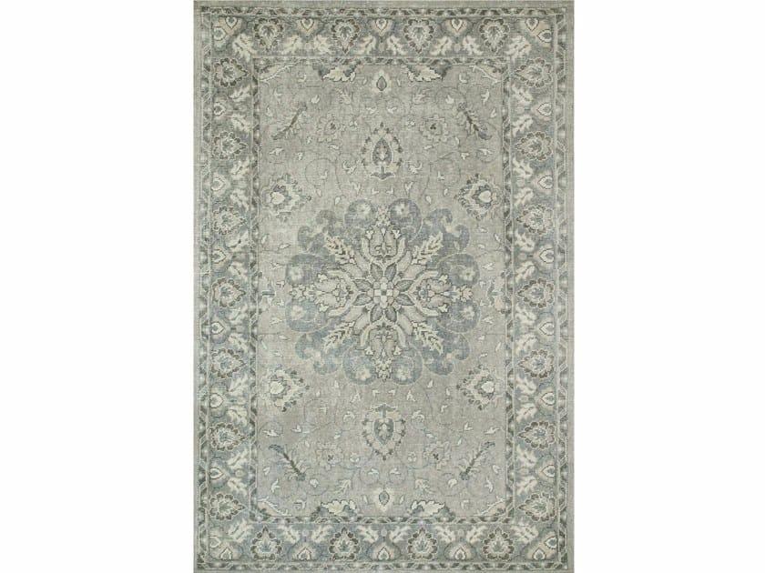 Tappeto in lana ANTIQUE PKWL-6202 Ashwood/Medium Gray by Jaipur Rugs