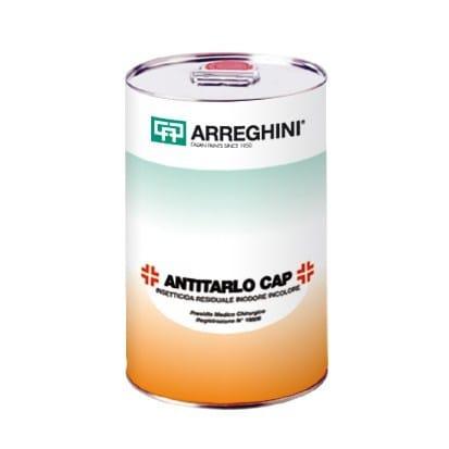 Wood treatment ANTITARLO CAP by CAP ARREGHINI