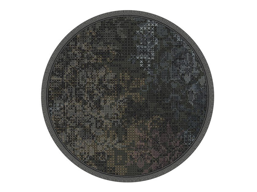 Round rug ANTWERP | Round rug by OBJECT CARPET