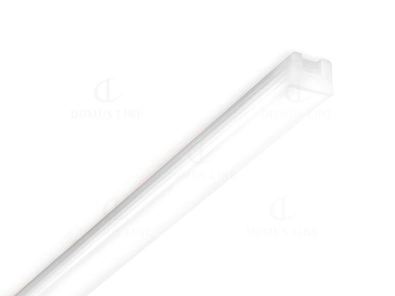 Profilo LED da incasso in policarbonato APEX H7 by Domus Line