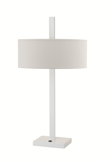 Contemporary style metal table lamp APEX TL by ENVY