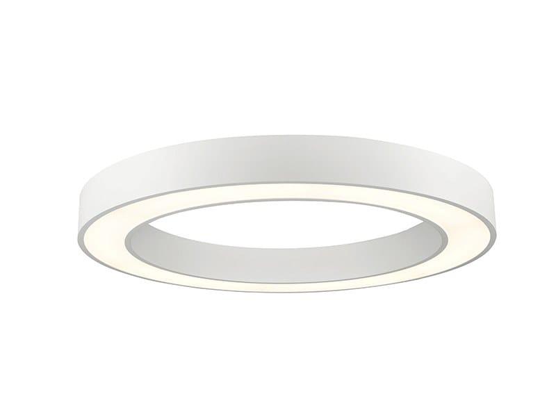 Lampada da soffitto a LED in alluminio APOLLO 2 by Terzo Light