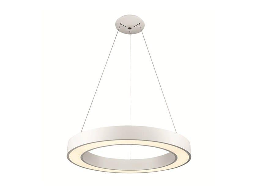 Lampada a sospensione a LED in alluminio APOLLO | Lampada a sospensione by Terzo Light