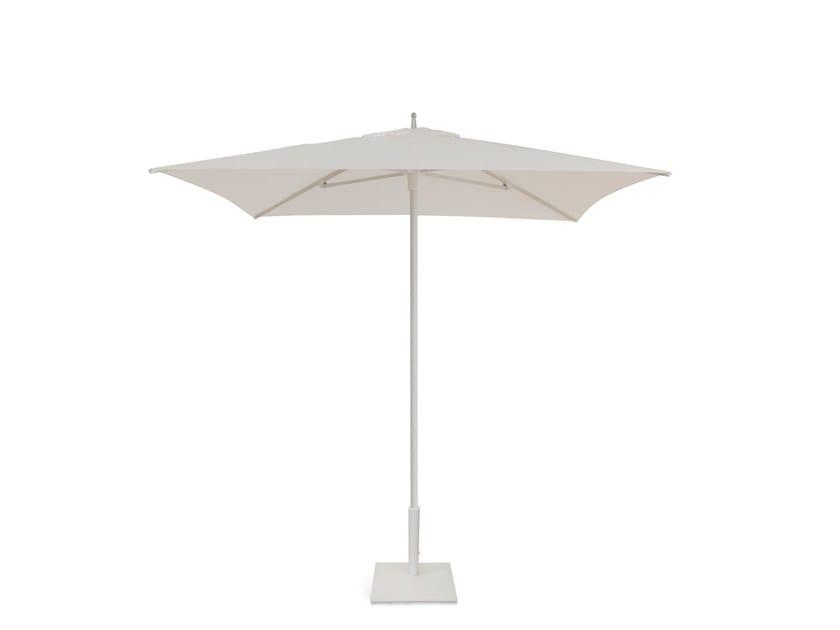 Adjustable square Garden umbrella APOLLO by Talenti