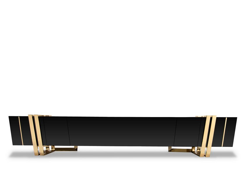 TV cabinet with drawers APOTHEOSIS | TV cabinet by LUXXU