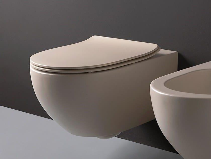 App hängendes wc by ceramica flaminia