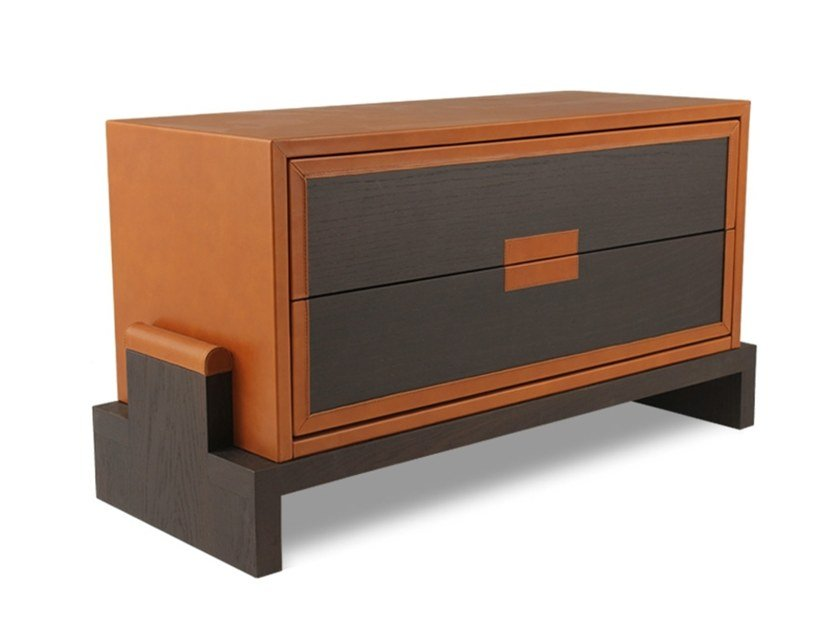 Oak chest of drawers APPALOOSA by Laval