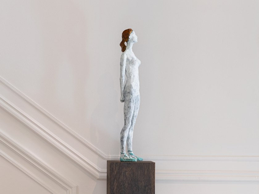Bronze sculpture APPLAUSO by Gardeco