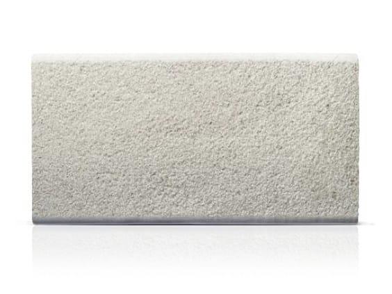 Pavimento rivestimento per esterni in pietra di apricena lastra di
