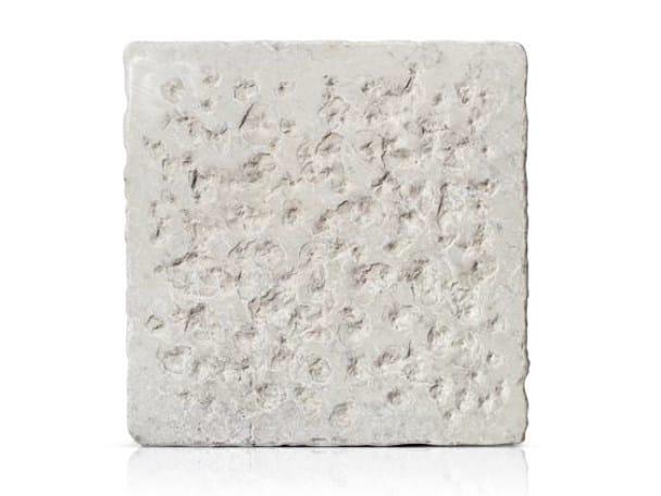 Apricena stone outdoor floor tiles LASTRA DI APRICENA - APR 07 PT BU by DONZELLA PAVIMENTI