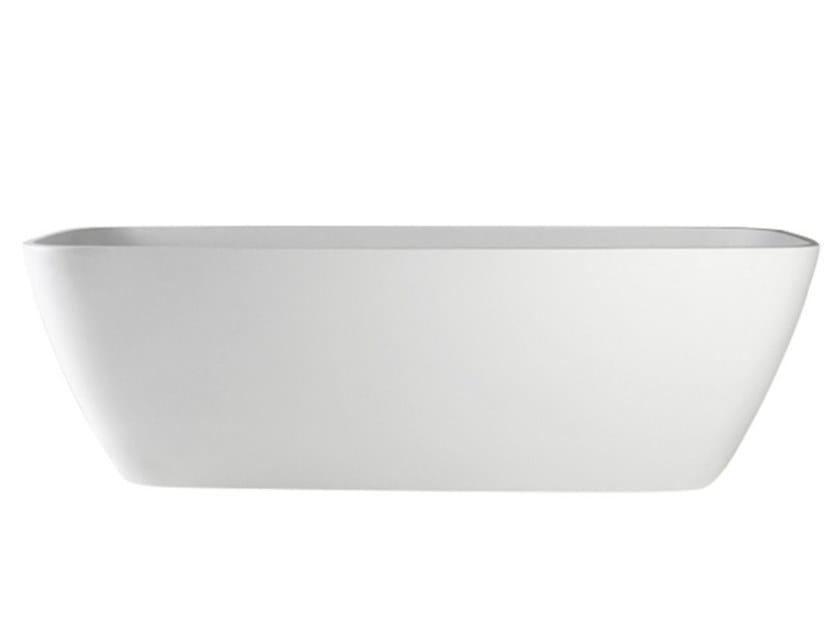 Rectangular Livingtec® bathtub APRIL by Ex.t