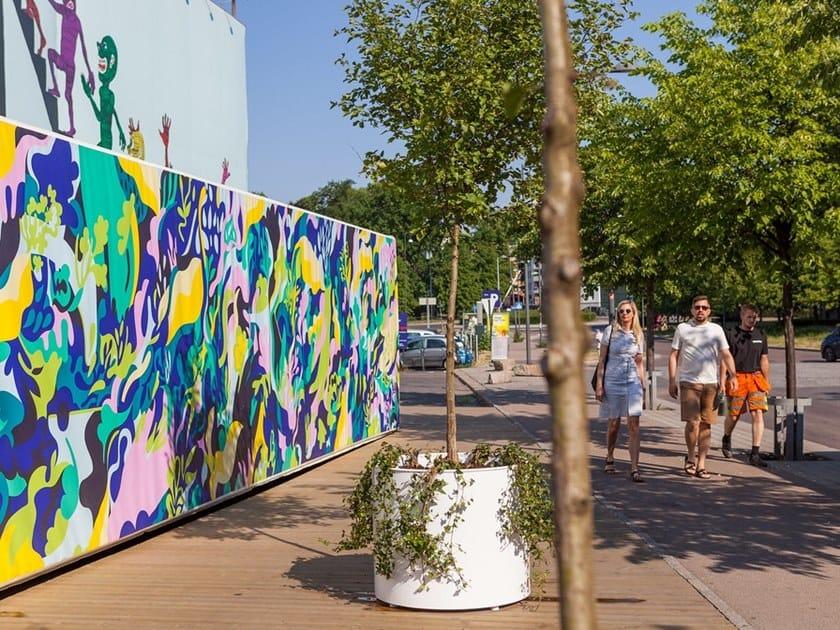 APRIL GO | Fioriera per spazi pubblici
