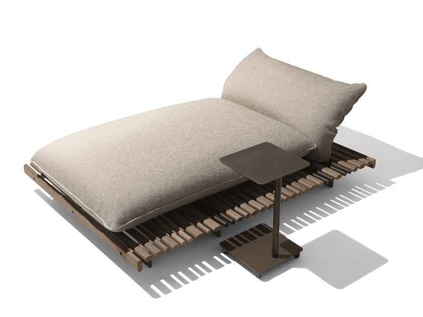 Afrormosia garden bed APSARA | Garden bed by GIORGETTI