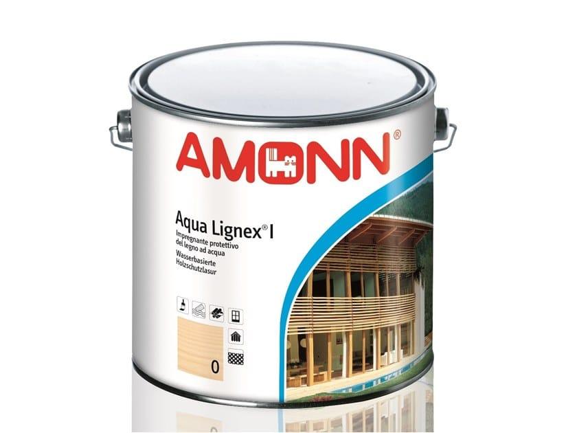 Pittura antimuffa AQUA LIGNEX I by J.F. AMONN