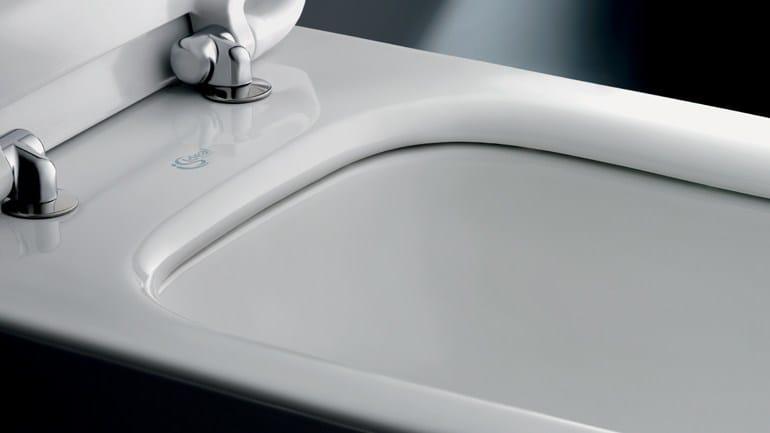 Vasca Da Bagno Ideal Standard : Sistema di scarico per wc aquablade® ideal standard