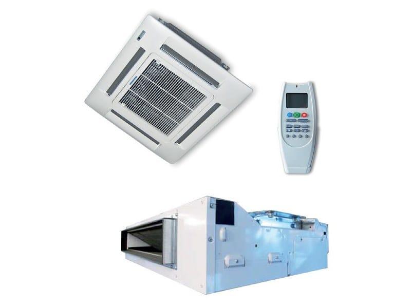 Thermoventilation unit AQUAFLEX AFIN by THERMITAL