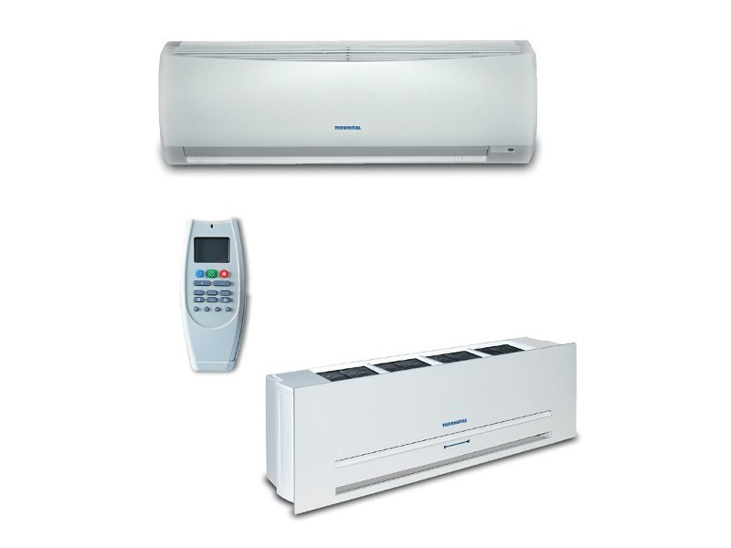 Mono-split air conditioning unit with heat pump AQUAFLEX AFIP by THERMITAL