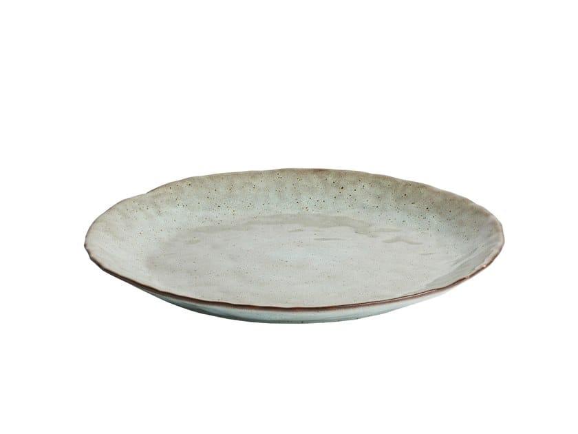 Ceramic dinner plate AQUALIA   Dinner plate by 101 Copenhagen