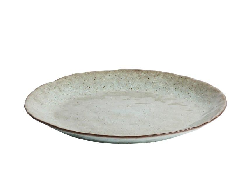 Ceramic serving plate AQUALIA | Serving plate by 101 Copenhagen