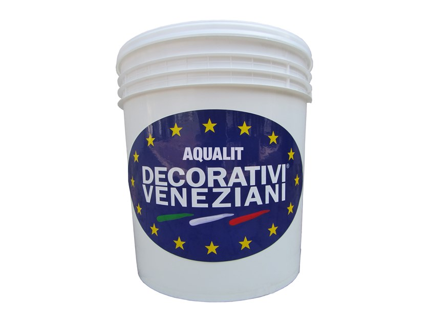 Decorative painting finish AQUALIT by Orsan International