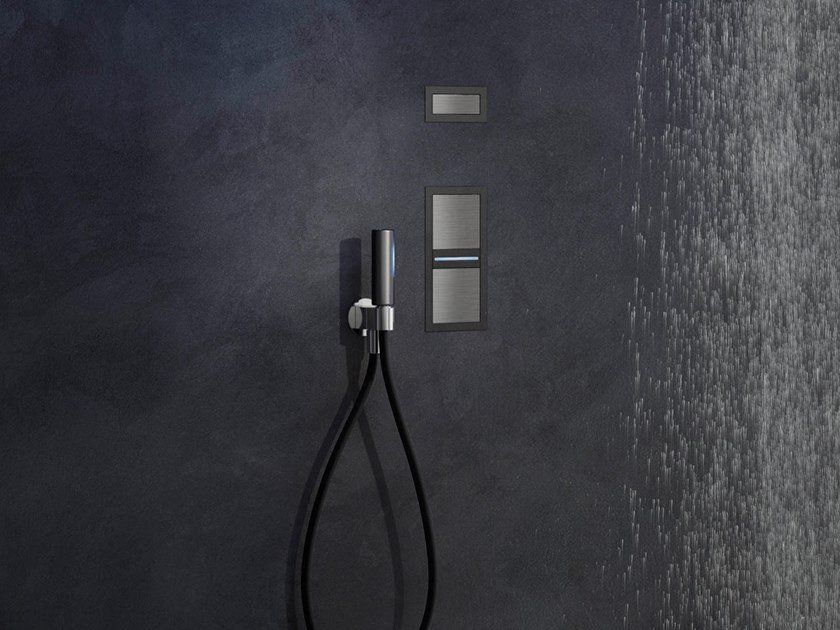 Wall-mounted remote control tap AQUALITE | Wall-mounted remote control tap by newform