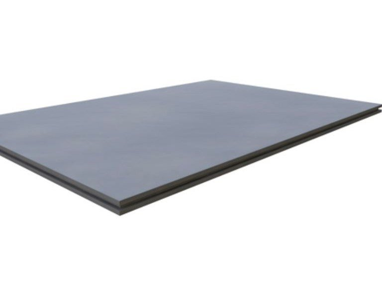 Dry-laid cement and fibre cement sheet AQUAPANEL FLOOR by Knauf Italia