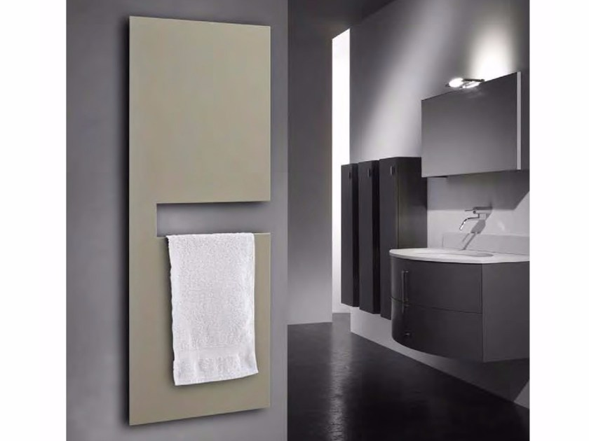 Electric wall-mounted decorative radiator AQUARIUS by Thermoeasy