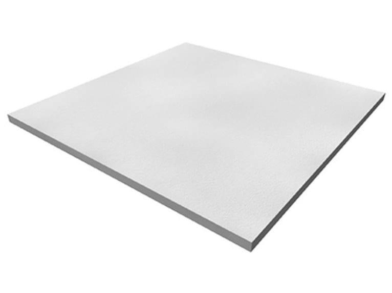 Moisture resistant ceiling tiles AQUATEC by Knauf Italia