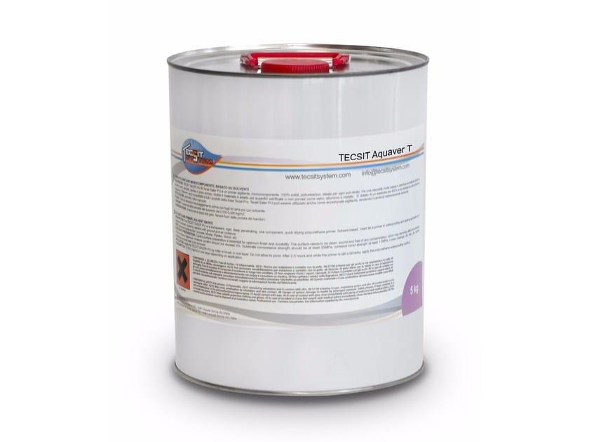 Wood treatment AQUAVER T by Tecsit System