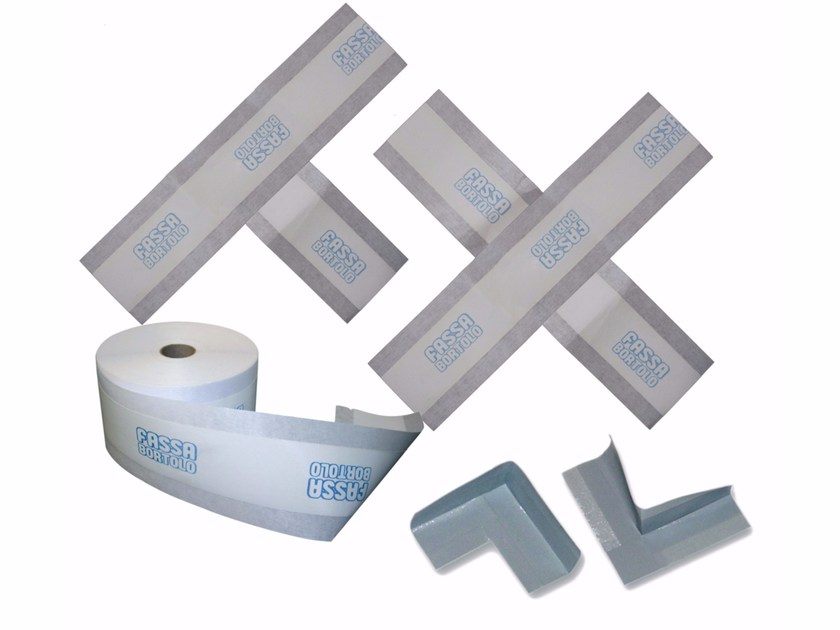 Adhesive strip for joint AQUAZIP® ACCESSORIES by FASSA