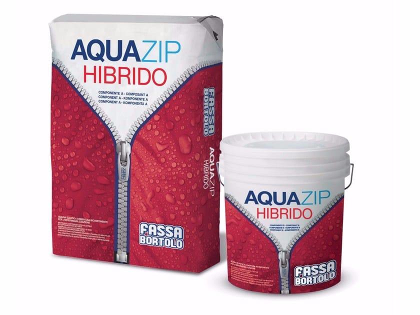 In situ liquid membrane AQUAZIP HIBRIDO by FASSA