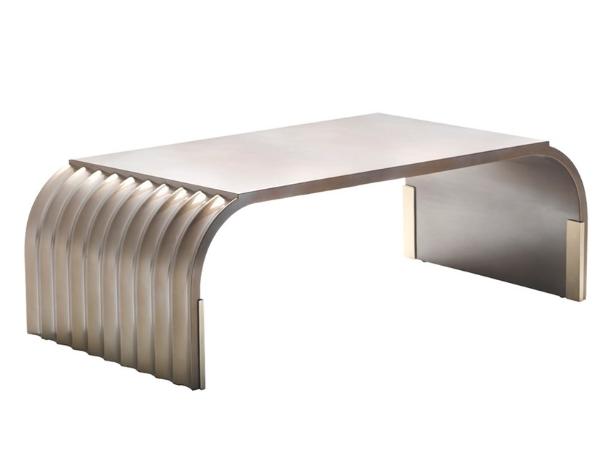 Lacquered rectangular coffee table AQVILA | Rectangular coffee table by Elledue Arredamenti